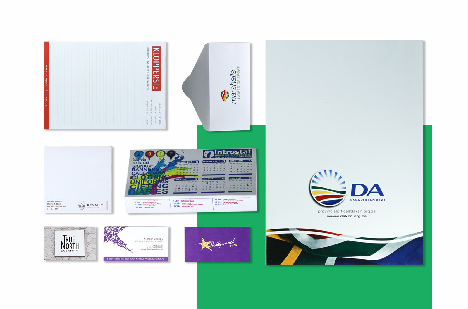 Durban printing company   print-labels-swing tags-magazines-brochure-business cards- menus-calenders-tickets-signage-signs-stickers-hangers